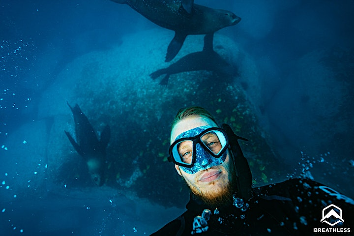 South Coast Learn-To-Freedive Expedition image