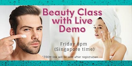 Unique Skincare Range for Women & Men tickets