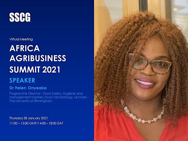 SSCG Africa Agribusiness Summit image
