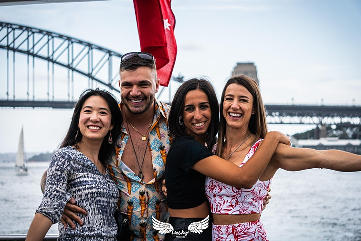 Boat Party // Lucky Presents // Australia Day Weekend 'Day & Night' image