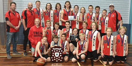 YMCA Basketball 2021 Tournament Squads - Maryborough Basketball Tournament tickets