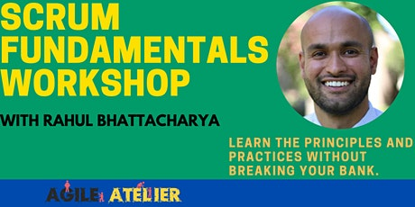 Agile Atelier: Scrum Fundamentals workshop billets