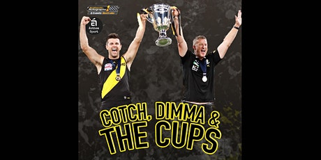 Cotch, Dimma & The Cups @ The Seaford Hotel tickets