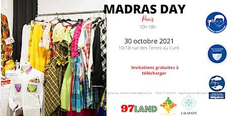 Madras Day - Paris Tickets