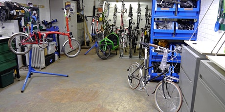 Introductory Bike Maintenance Class tickets