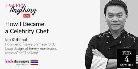 How I Became A Celebrity Chef tickets