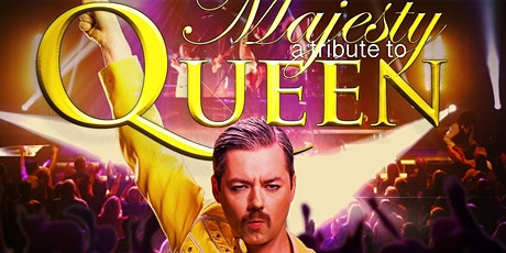 Majesty - A Tribute to Queen tickets