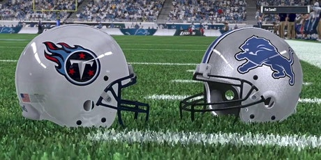 FooTbAlL@!.Lions v Titans LIVE ON NFL 20 Dec 2020 tickets