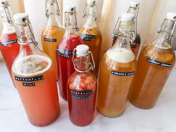 Brew your own Kombucha at home image