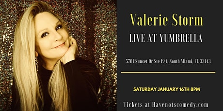 Have-Nots Comedy Presents Valerie Storm tickets