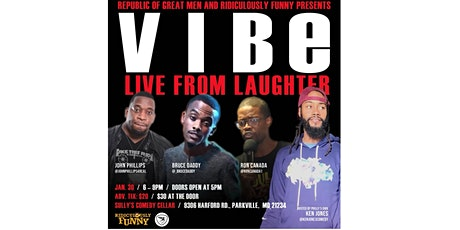 Ridiculously Funny BALTIMORE comedy series  !! tickets