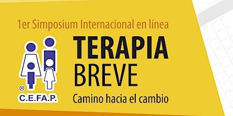 Simposium Internacional en Terapia Breve boletos
