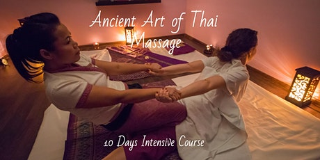 Thai Massage Training boletos