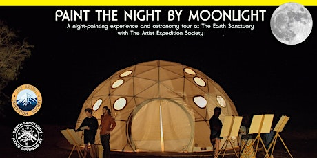 Paint the Night By Moonlight August 20th 2021 tickets