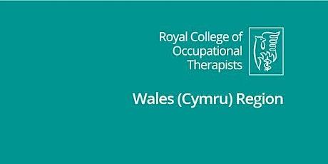 RCOT Wales Region Roadshow & Reflection session biglietti