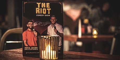 The Riot - A Standup Comedy Show tickets