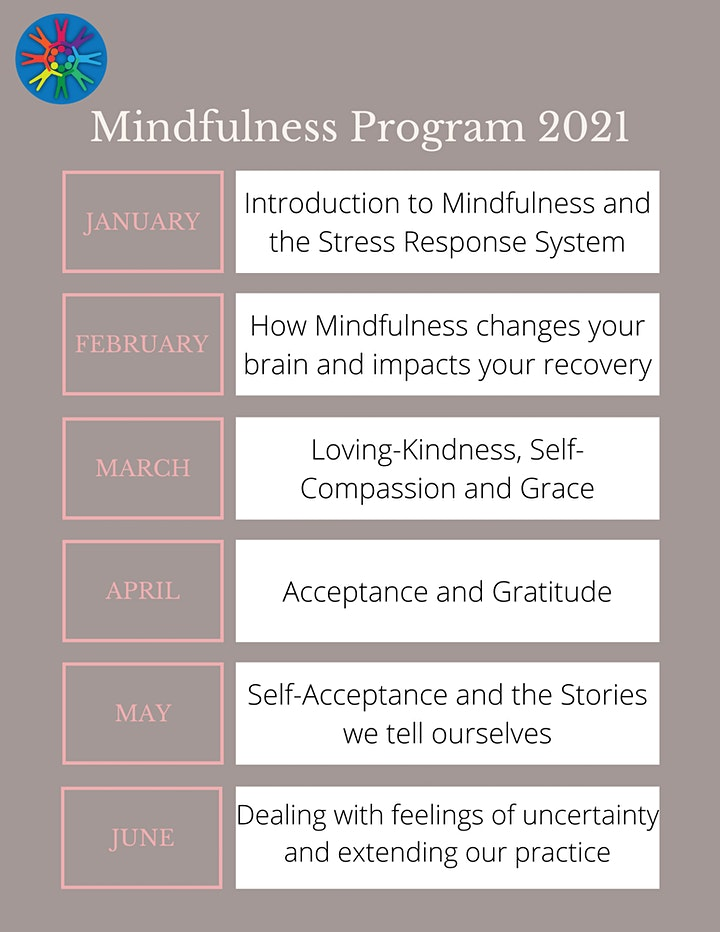 Mindfulness After a Brain Injury - 2021 BIAYR Programming Series image