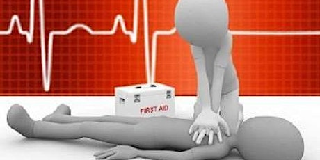 Emergency First Response (Online) (CPR/AED/First Aid) REFRESH tickets