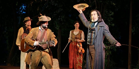 As You Like It (Part Two ) FREE and ONLINE Shakespeare Reading tickets