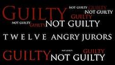 Twelve Angry Jurors - Cast A logo