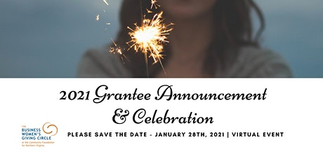 Business Women's Giving Circle | 2021 Grantee Celebration tickets