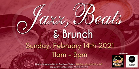 Jazz, Beats & Brunch Valentine's Day Edition tickets