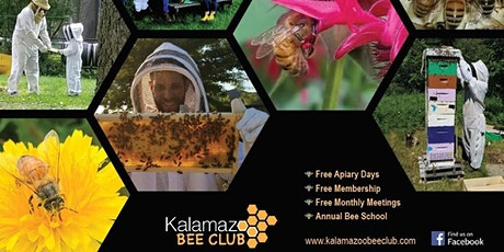 Kalamazoo Bee School 2021 -- FREE! Donations appreciated, thanks. tickets
