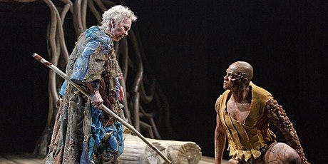 The Tempest (Part One) FREE and ONLINE Shakespeare Reading tickets