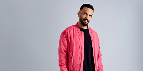 CRAIG DAVID with full live band tickets