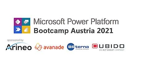 Virtual Power Platform Bootcamp Austria 2021 tickets