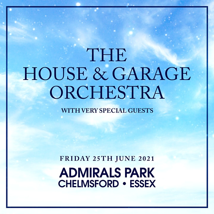 THE HOUSE & GARAGE ORCHESTRA image