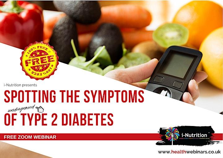 Spotting The Symptoms of Undiagnosed Type 2 Diabetes image