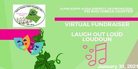 Laugh Out Loud Loudoun - Virtual Comedy Show tickets