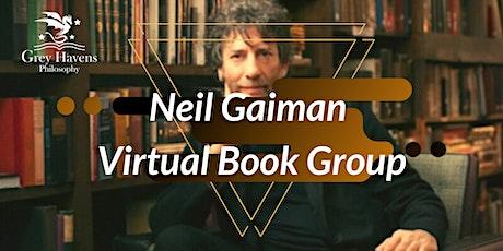 Neil Gaiman Virtual Book Group tickets