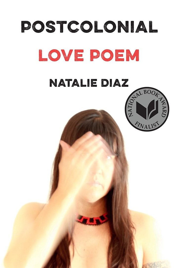 "Poetry Zoom Book Club ""Postcolonial Love Poem"" image"