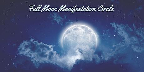Full Moon Manifestation Circle tickets