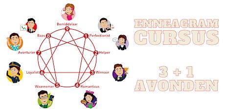 Cursus: Enneagram in de praktijk | 3 + 1 avonden tickets