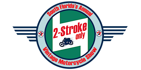 South Florida's 4th Annual 2 Stroke Only Vintage Motorcycle Show tickets