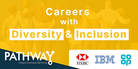 Diversity & Inclusion in Careers: Parent Event with IBM, HSBC & Co-op tickets