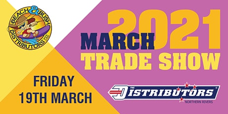 Trade Show 19th March 2021 tickets