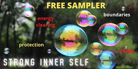 Strong Inner Self  Sampler ( new title) tickets
