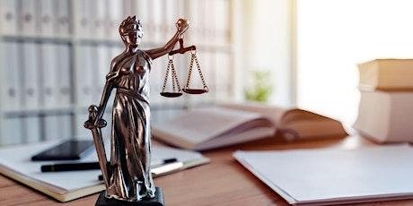 Congresso sobre as novas tendências do Curso de Direito ingressos
