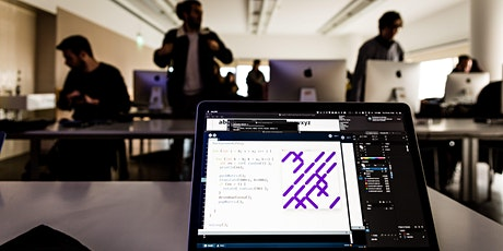 Workshop of procedural pattern programming with p5.js tickets