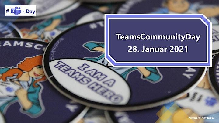 TeamsCommunityDay 2021: Bild
