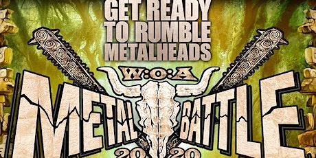 Wacken Metal Battle Australia - Grand Final tickets
