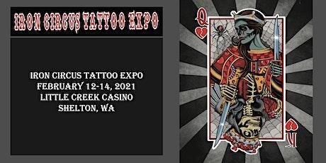 Iron Circus Tattoo Expo February 2021 tickets
