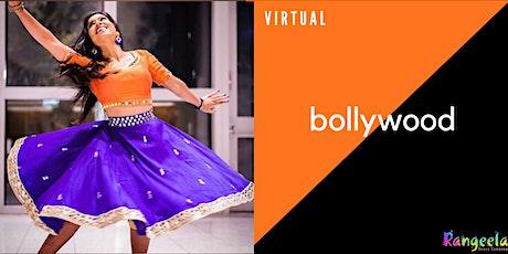 Virtual Bollywood Workshop with Jyoti tickets
