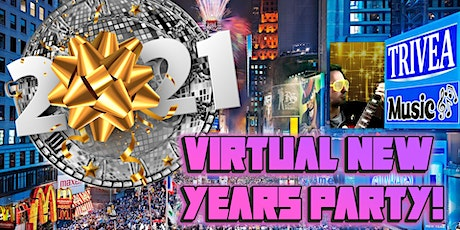 BucketRace's Virtual New Years Party tickets