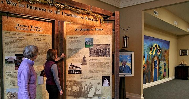 Harriet Tubman and Maryland's Underground Railroad - Livestream Tour image