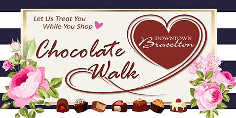 2021 Braselton Downtown Chocolate Walk tickets